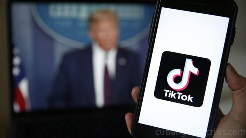 Trump ห้ามดาวน์โหลดแอป TikTok, WeChat ในสหรัฐฯ