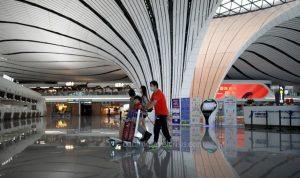 จีนคาดว่าการท่องเที่ยว โกลเด้นวีค จะฟื้นตัว