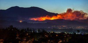 ยูทิลิตี้ แคลิฟอร์เนียตัดไฟก่อนไฟป่าจะปะทุ