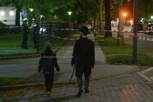 การโจมตีชาย ชาวยิว ที่ถูกสอบสวนว่าต่อต้านยิว