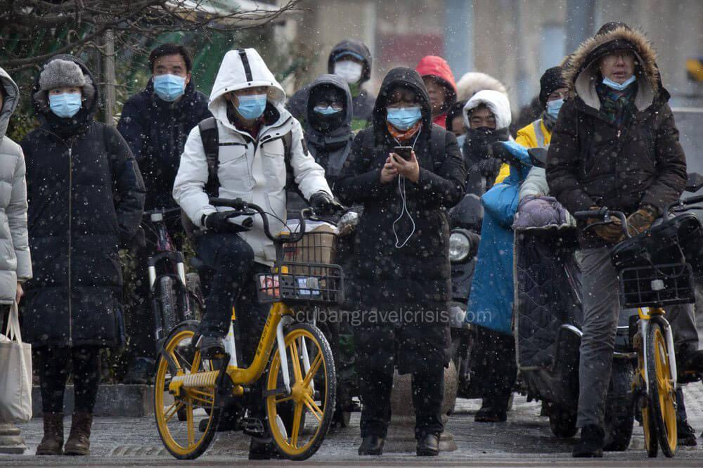 พบ การระบาดของไวรัสทั่วภาคตะวันออกของจีน จีนกำลังรับมือกับการแพร่ระบาดของไวรัสโคโรนาในภาคตะวันออกเฉียงเหนือที่หนาวเย็น