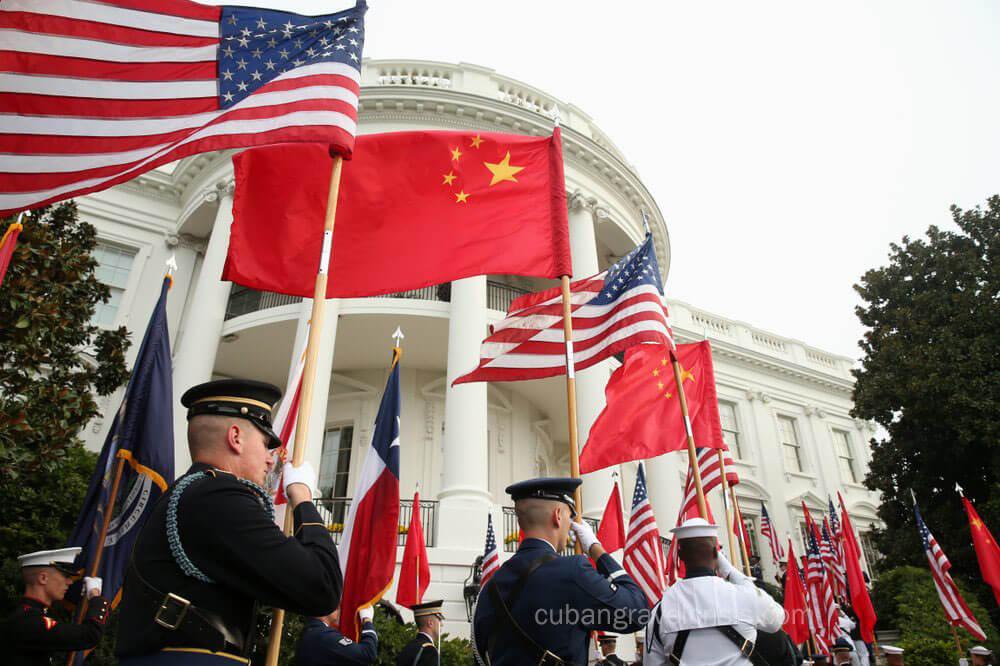 JoBiden เผชิญหน้ากับจีนที่มีความมั่นใจมากขึ้นหลังจากความวุ่นวายในสหรัฐฯ ในฐานะประธานาธิบดีคนใหม่ของสหรัฐฯเข้ารับตำแหน่งเขาต้องเผชิญกับความเป็น