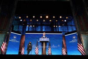 Biden เปิดเผยแผน $1.9T เพื่อยับยั้งโควิด19และเศรษฐกิจที่มั่นคง
