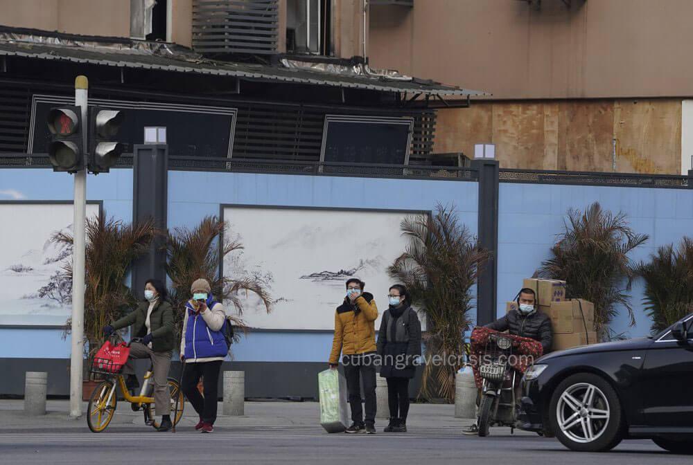 จีน เมืองทางตอนเหนือกำลังสร้างสถานที่กักกัน 3,000 ยูนิตเพื่อรับมือกับผู้ป่วยที่คาดว่าจะล้นออกมาเนื่องจากผู้ป่วย COVID-19
