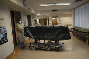 ยอด ผู้เสียชีวิตจากไวรัสเพิ่มขึ้นอย่างรวดเร็วในแคลิฟอร์เนีย