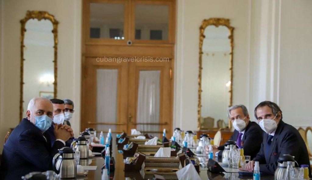 อิหร่าน ขู่ว่าจะยุติข้อตกลงกับ IAEA เนื่องจากการผลักดันที่นำโดยสหรัฐวิพากษ์วิจารณ์เรื่องนี้ อิหร่านขู่ว่าจะยุติข้อตกลงกับหน่วยเฝ้าระวัง