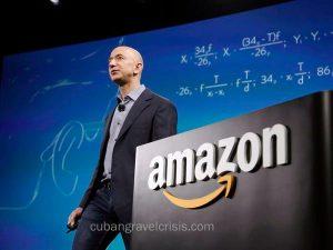 ผู้ก่อตั้ง Amazon จะก้าวลงจากตำแหน่งซีอีโอ