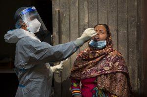 แอฟริกาพบ ผู้ป่วย COVID เพิ่มขึ้น 30%