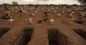 ผู้เสียชีวิต จากโควิด19 ในเม็กซิโกสูงกว่าเดิมมาก