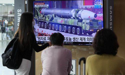N Korea จะกลับมาดำเนินการเครื่องปฏิกรณ์นิวเคลียร์อีกครั้ง