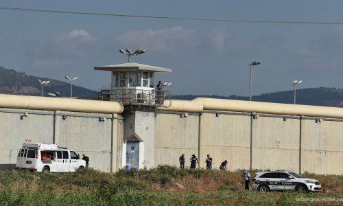 นักโทษ ปาเลสไตน์หนีคุกอิสราเอล
