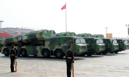 China denies รายงานการทดสอบขีปนาวุธไฮเปอร์โซนิก