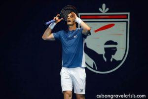 Andy Murray พ่ายแพ้ในรอบรองชนะเลิศ