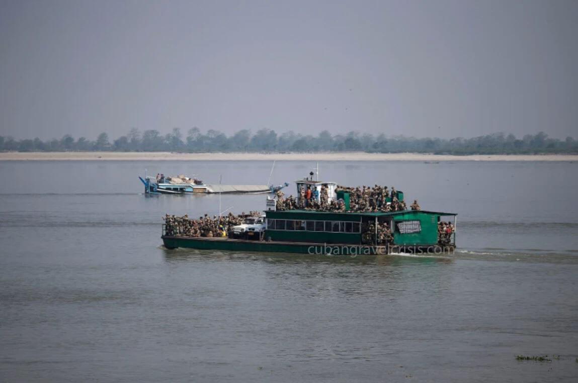 อินเดียวางแผนสร้าง เขื่อน ในแม่น้ำต่อต้านโครงการของจีน