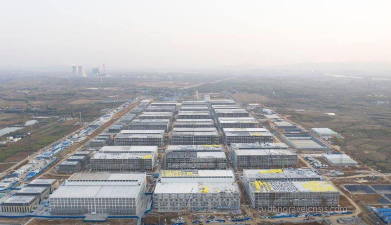 Muyuan Foods สร้างฟาร์มหมูที่ใหญ่ที่สุดในโลก