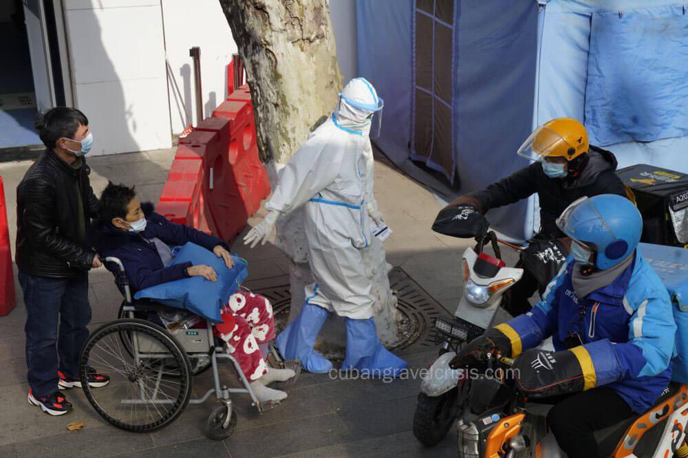 จีน สร้างศูนย์กักกันแห่งใหม่เมื่อมีผู้ติดเชื้อไวรัสเพิ่มขึ้น