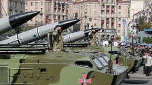 ยูเครน พยายามกระตุ้นยอดขายอาวุธ