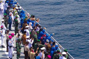 อินโดนีเซียจะกู้เรือดำน้ำ ที่จมลงจากเกาะบาหลี